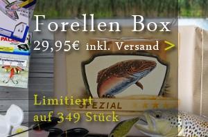 My fishing Box – Sonderedition Forellenangeln