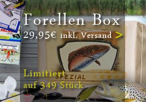 My Fishing Box - Die limitierte Sonderbox zum Forellenangeln